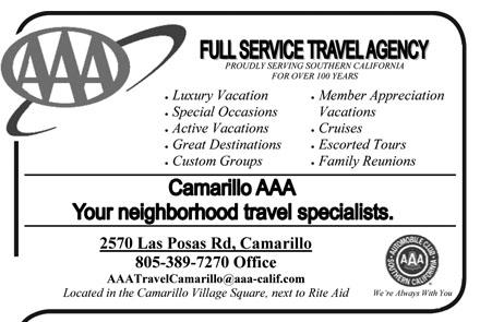 AMG Financial Ventura Harley Davidson Camarillo AAA   Your Neighborhood  Travel Specialists