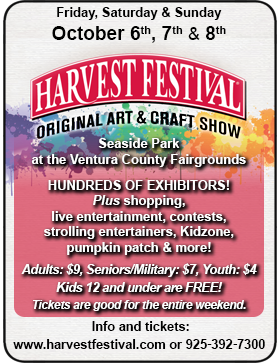 Harvest Festival at the Ventura County Fairgrounds