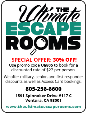 The Ultimate Escape Rooms -- Ventura Harbor Village